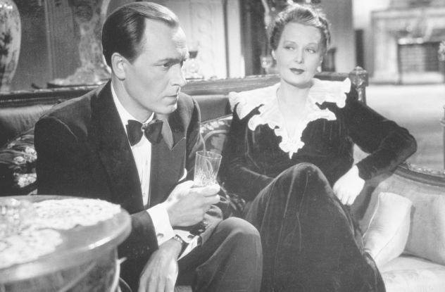 """Hilde von Stolz in """"Ehe im Schatten"""" (1947)"""