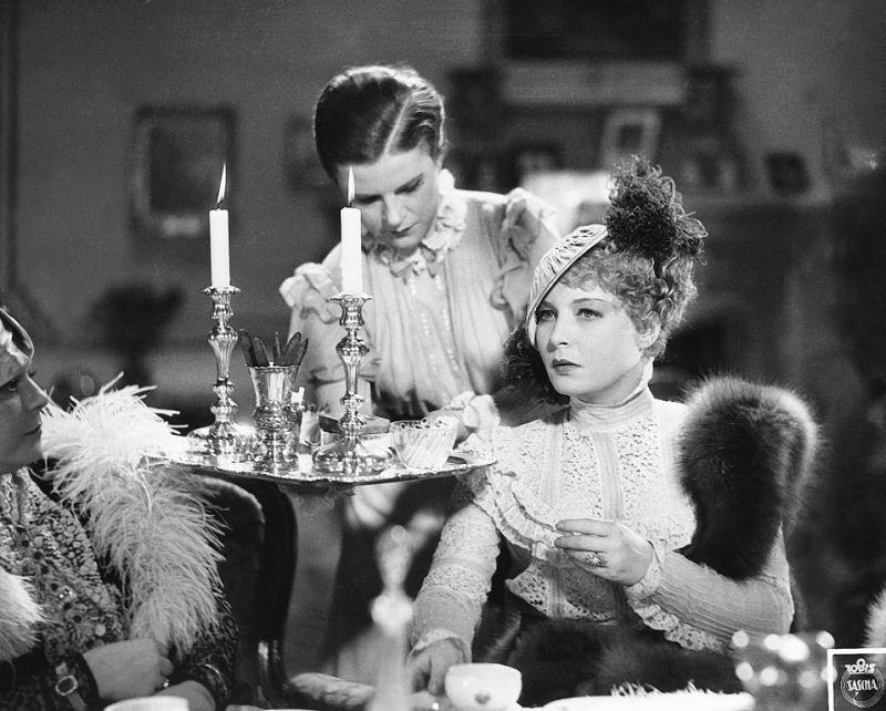 """Hilde von Stolz in """"Maskerade"""" (1934)"""